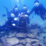 沖縄ダイビング 珊瑚礁体験ダイビング 9時 えりな・なすび