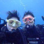 沖縄ダイビング☆3/8  珊瑚礁体験ダイビング 15:00 なすび