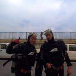沖縄ダイビング☆3/8  珊瑚礁体験ダイビング 15:00 えりな