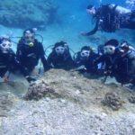 沖縄ダイビング☆3/9  珊瑚礁体験ダイビング 13:00 えりな・しおん