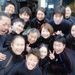 沖縄ダイビング☆3/10  ビーチFUNダイビング なすび