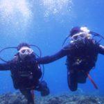 沖縄ダイビング☆3/13  青の洞窟体験ダイビング 13:00 なすび
