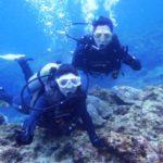 沖縄ダイビング☆3/13  青の洞窟体験ダイビング 10:30  なすび