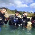 沖縄ダイビング☆3/15    珊瑚体験ダイビング    13:00    しおん・ゆうき