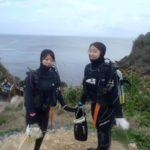 沖縄ダイビング☆3/18 青の洞窟体験ダイビング 10:30 たく