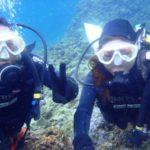 沖縄ダイビング☆3/19  青の洞窟体験ダイビング 13:00~ なすび