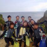 沖縄ダイビング☆3/20  青の洞窟スノーケル 13:00~ えりな・しおん