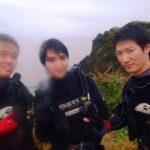 沖縄ダイビング☆3/19  珊瑚礁体験ダイビング 10:30~ なすび・たく