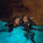 沖縄ダイビング☆3/19  青の洞窟体験ダイビング+スノーケル 13:00~ しおん