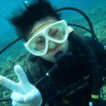 沖縄ダイビング☆3/20  青の洞窟体験ダイビング 13:00~ なすび