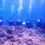 沖縄ダイビング☆3/20 青の洞窟体験ダイビング    15:00~  しおん・ たく・なすび・とも