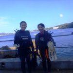 沖縄ダイビング☆3/20  青の洞窟体験ダイビング   13:00   えりな