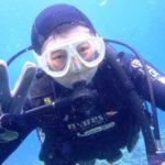 沖縄ダイビング☆3/30 青の洞窟体験ダイビング 10:30 しおん