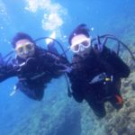 沖縄ダイビング☆3/30 青の洞窟体験ダイビング 10:30 たく