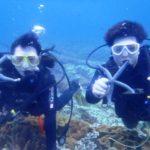 沖縄ダイビング☆6/2 10時半 サンゴ礁体験ダイビング タク