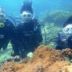 沖縄ダイビング☆6/10 珊瑚礁体験ダイビング 8時~ なすび・とも