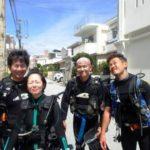 沖縄ダイビング☆ 6/23 ビーチFUN たく