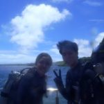沖縄ダイビング☆6/29 青の洞窟体験ダイビング 10時半 えりな