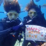沖縄ダイビング☆6/29 青の洞窟体験ダイビング 8時 えりな