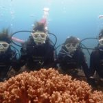 沖縄ダイビング☆6/30 珊瑚礁体験ダイビング 10時半 とも・しおん