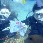 沖縄ダイビング☆ 7/21 15時半~ 青の洞窟体験ダイビング なすび
