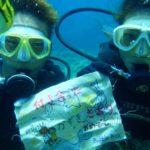 沖縄ダイビング☆7/22  体験ダイビング2ダイブコース  8:00~  せいや