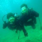 沖縄ダイビング☆7/22  珊瑚礁 体験ダイビング  10:30~  なすび