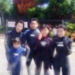 沖縄ダイビング☆8/9  青の洞窟体験ダイビング  8:00~ しおん・なすび・とも