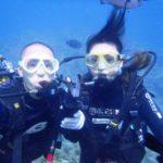 沖縄ダイビング8/11  青の洞窟体験ダイビング  15:00~ しおん