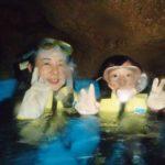 沖縄ダイビング☆8/14 青の洞窟シュノーケリング 13時~ しおん