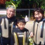沖縄ダイビング☆8/17 青の洞窟シュノーケリング 13時~ えりな