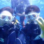 沖縄ダイビング☆8/24  青の洞窟体験ダイビング  8時~ しおん・しょーた