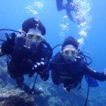 沖縄ダイビング☆8/23  青の洞窟体験ダイビング  10:30~ しおん