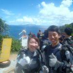 沖縄ダイビング☆8/26  青の洞窟体験ダイビング  10:30~ たく