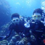 沖縄ダイビング☆8/29  青の洞窟体験ダイビング  8:00~ しおん