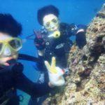 沖縄ダイビング☆8/19  サンゴ礁体験ダイビング  15:30~ たく