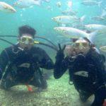 沖縄ダイビング☆9/30 サンゴ礁体験ダイビング 10時半~ えりな
