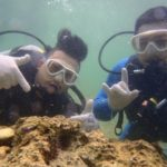 沖縄ダイビング☆9/30 サンゴ礁体験ダイビング 10時半~ しおん