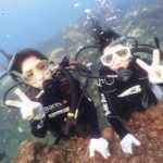 沖縄ダイビング☆9/19  サンゴ礁体験ダイビング  15:30~ ドラ