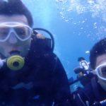 沖縄ダイビング☆9/20  青の洞窟体験ダイビング  13:00~ しおん