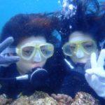 沖縄ダイビング☆9/20  青の洞窟体験ダイビング  10:30~ なすび
