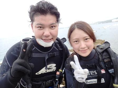 沖縄ダイビング☆9/20  青の洞窟体験ダイビング  15:30~ どら