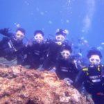沖縄ダイビング☆9/20  青の洞窟体験ダイビング  8:00~ しおん・どら