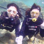 沖縄ダイビング☆9/29 サンゴ礁体験ダイビング 15時半~ しおん