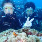 沖縄ダイビング☆10/1 サンゴ礁体験ダイビング 10時半~ たく