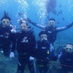 沖縄ダイビング☆10/5  サンゴ礁体験ダイビング  13:00~ たく・なすび