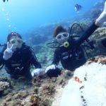 沖縄ダイビング☆10/9 サンゴ礁体験ダイビング 8:00~ ドラ