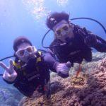 沖縄ダイビング☆10/9 サンゴ礁体験ダイビング 8:00~ なすび