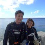 沖縄ダイビング☆ 10/10 13時~ 珊瑚体験ダイビング たく
