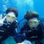 沖縄ダイビング☆ 10/10 10時~ 珊瑚体験ダイビング たく